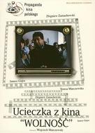 Ucieczka z kina 'Wolnosc' - Polish Movie Cover (xs thumbnail)