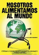 We Feed the World - Spanish Movie Poster (xs thumbnail)