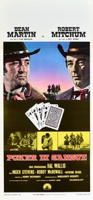 5 Card Stud - Italian Movie Poster (xs thumbnail)