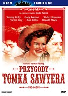 The Adventures of Tom Sawyer - Polish Movie Cover (xs thumbnail)