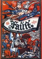 Faust - German Movie Poster (xs thumbnail)