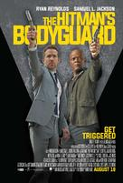 The Hitman's Bodyguard - South African Movie Poster (xs thumbnail)