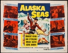 Alaska Seas - Movie Poster (xs thumbnail)