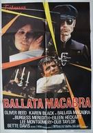 Burnt Offerings - Italian Movie Poster (xs thumbnail)