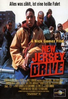 New Jersey Drive - German VHS cover (xs thumbnail)