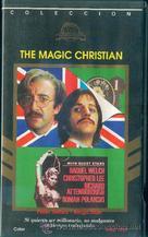 The Magic Christian - Spanish VHS cover (xs thumbnail)