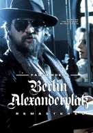 """Berlin Alexanderplatz"" - DVD cover (xs thumbnail)"