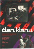 The Klansman - Czech Movie Poster (xs thumbnail)