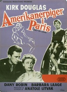 Un acte d'amour - Danish Movie Poster (xs thumbnail)