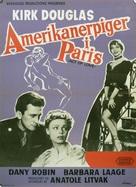 Un acte d'amour - Danish Movie Poster (xs thumbnail)