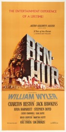 Ben-Hur - Theatrical movie poster (xs thumbnail)