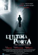The Lazarus Child - Italian poster (xs thumbnail)
