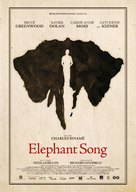 Elephant Song - Dutch Movie Poster (xs thumbnail)