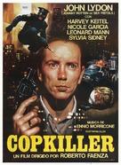 Copkiller (l'assassino dei poliziotti) - Spanish Movie Poster (xs thumbnail)