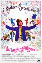 Willy Wonka & the Chocolate Factory - Spanish Movie Poster (xs thumbnail)