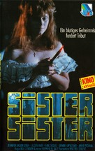 Sister, Sister - German Movie Cover (xs thumbnail)