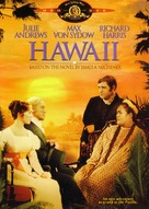 Hawaii - DVD movie cover (xs thumbnail)