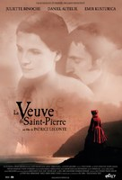 La veuve de Saint-Pierre - French Movie Poster (xs thumbnail)