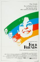 Four Friends - Movie Poster (xs thumbnail)