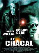 The Jackal - French Movie Poster (xs thumbnail)