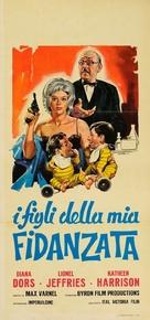 Mrs. Gibbons' Boys - Italian Movie Poster (xs thumbnail)