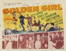 Golden Girl - Movie Poster (xs thumbnail)