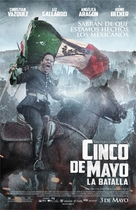 Cinco de Mayo: La batalla - Movie Poster (xs thumbnail)
