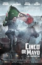Cinco de Mayo: La batalla - Movie Poster (xs thumbnail)