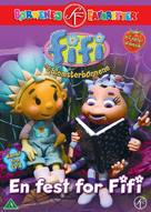 """Fifi and the Flowertots"" - Danish DVD movie cover (xs thumbnail)"