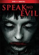 Speak No Evil - DVD cover (xs thumbnail)