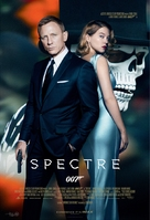 Spectre - Indonesian Movie Poster (xs thumbnail)