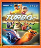 Turbo - Hungarian Blu-Ray movie cover (xs thumbnail)
