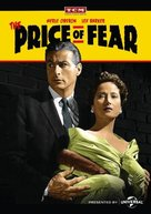 The Price of Fear - DVD cover (xs thumbnail)