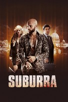 Suburra - French Video on demand movie cover (xs thumbnail)