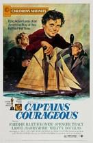 Captains Courageous - Re-release poster (xs thumbnail)