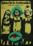 Unbekannter rechnet ab, Ein - Czech Movie Poster (xs thumbnail)