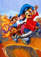 An American Tail: The Mystery of the Night Monster - Key art (xs thumbnail)