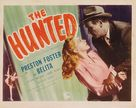 The Hunted - Movie Poster (xs thumbnail)