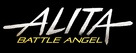 Alita: Battle Angel - Logo (xs thumbnail)