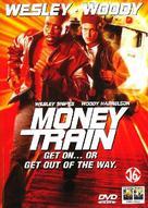 Money Train - Dutch Movie Cover (xs thumbnail)