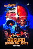 Rosso sangue - Spanish Movie Cover (xs thumbnail)
