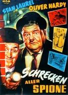 Air Raid Wardens - German Movie Poster (xs thumbnail)