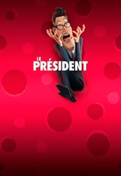 Monsters vs. Aliens - French Movie Poster (xs thumbnail)