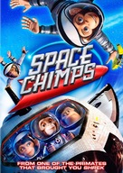 Space Chimps - DVD cover (xs thumbnail)
