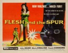 Flesh and the Spur - Movie Poster (xs thumbnail)