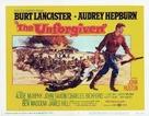 The Unforgiven - Movie Poster (xs thumbnail)