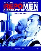 Repo Men - Brazilian Movie Poster (xs thumbnail)