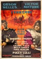 I tartari - Italian Movie Poster (xs thumbnail)