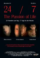 24-7: The Passion of Life - German Movie Poster (xs thumbnail)
