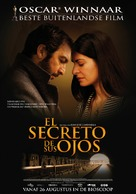 El secreto de sus ojos - Dutch Movie Poster (xs thumbnail)